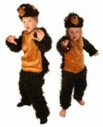 Childrens Bear Costume